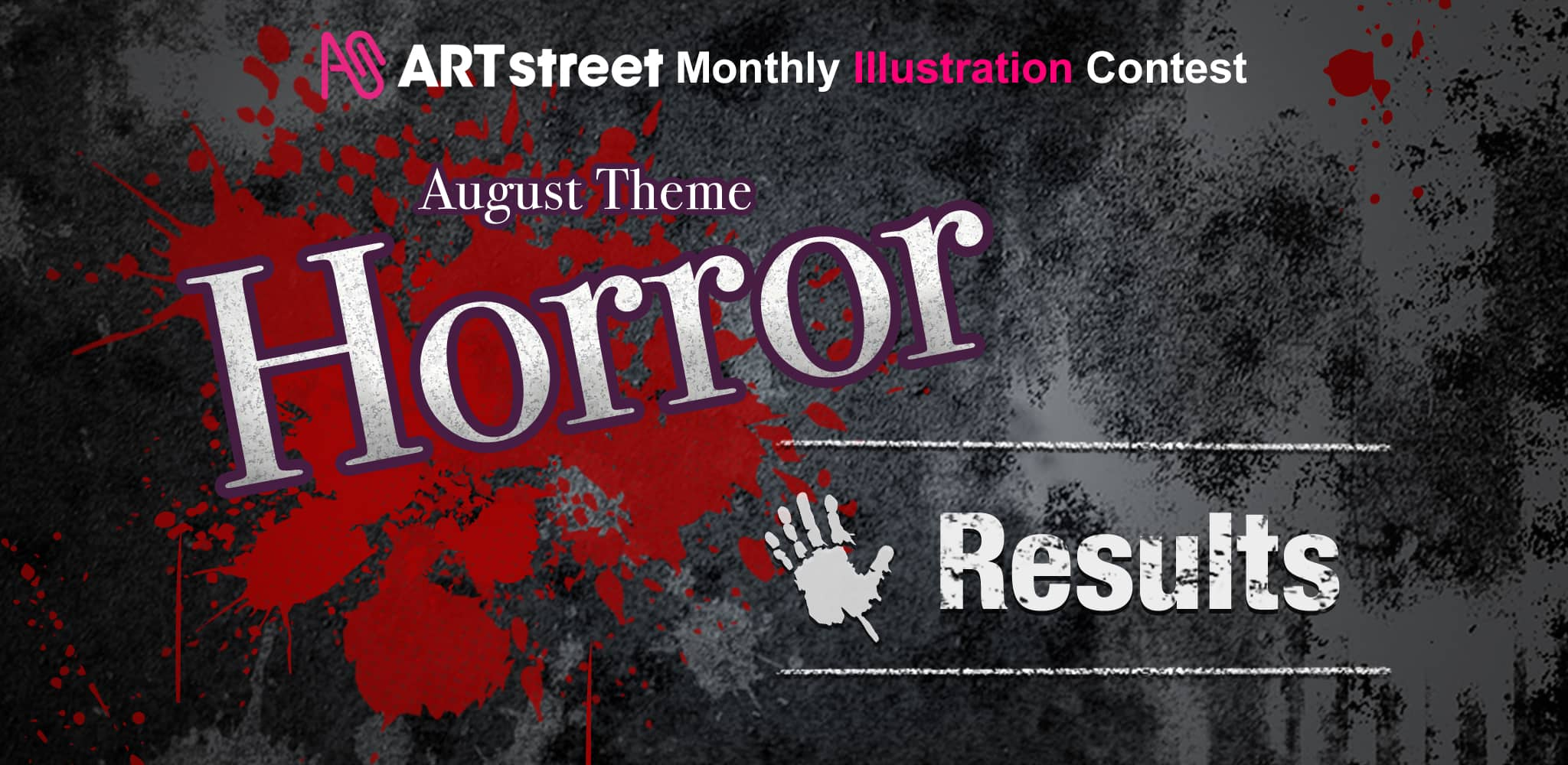 ART street Monthly Illustration Contest August Theme: Horror Results | Contest - ART street by MediBang