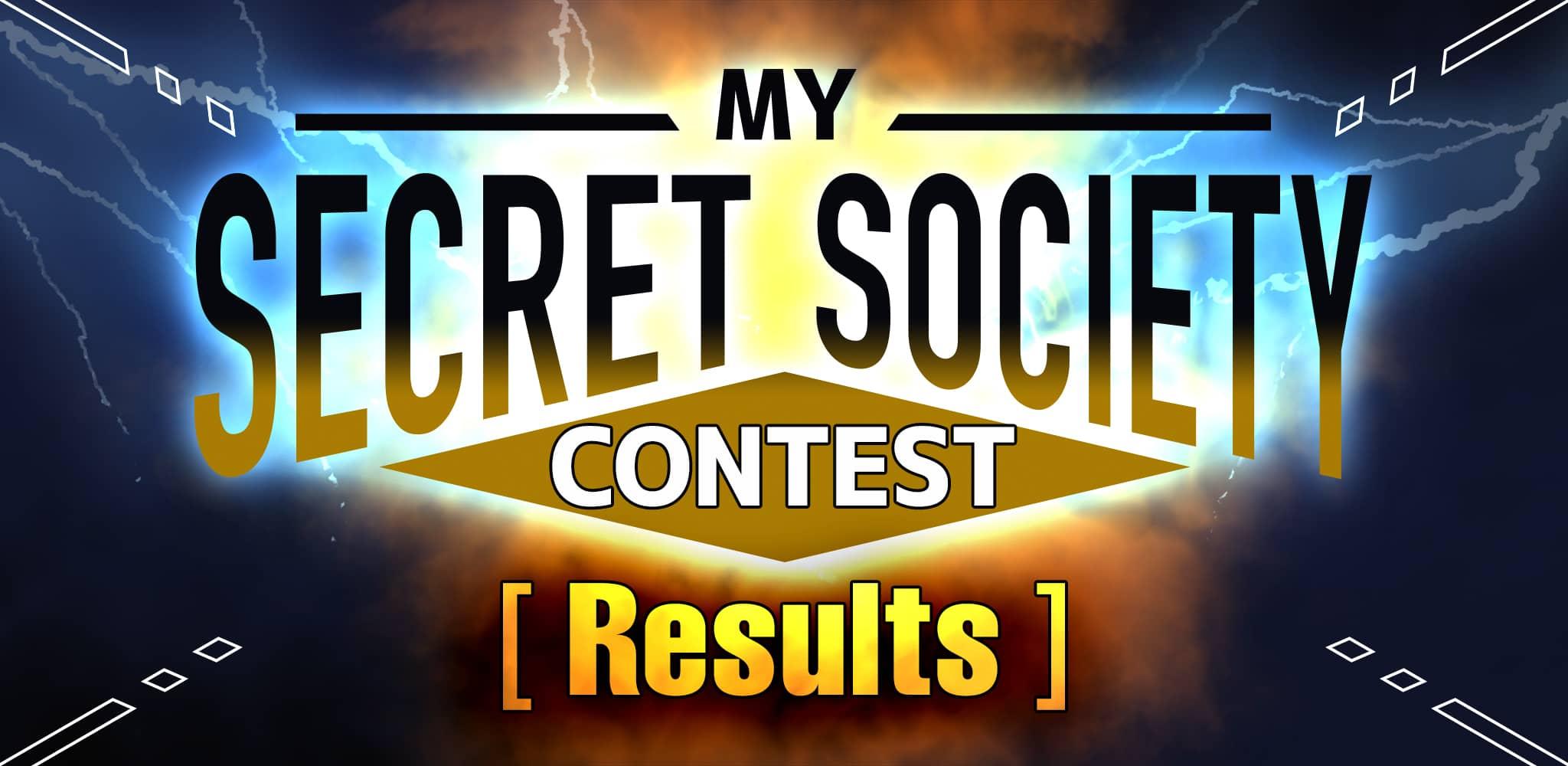 My Secret Society Contest  Contest - ART street by MediBang