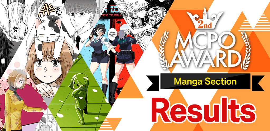 2nd MCPO AWARD Manga Section Results | Contest - MediBang!