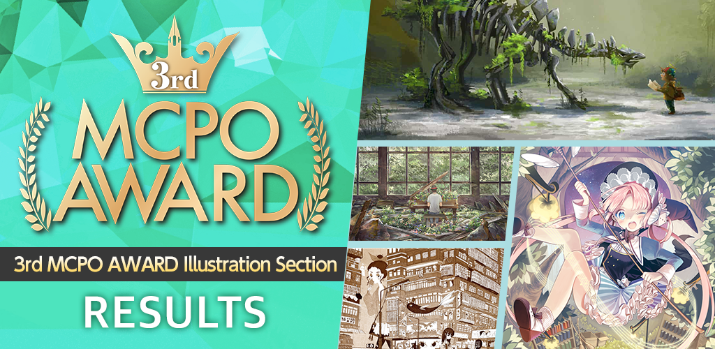 3rd MCPO AWARD Illustration Section Results|Contest - ART street by MediBang