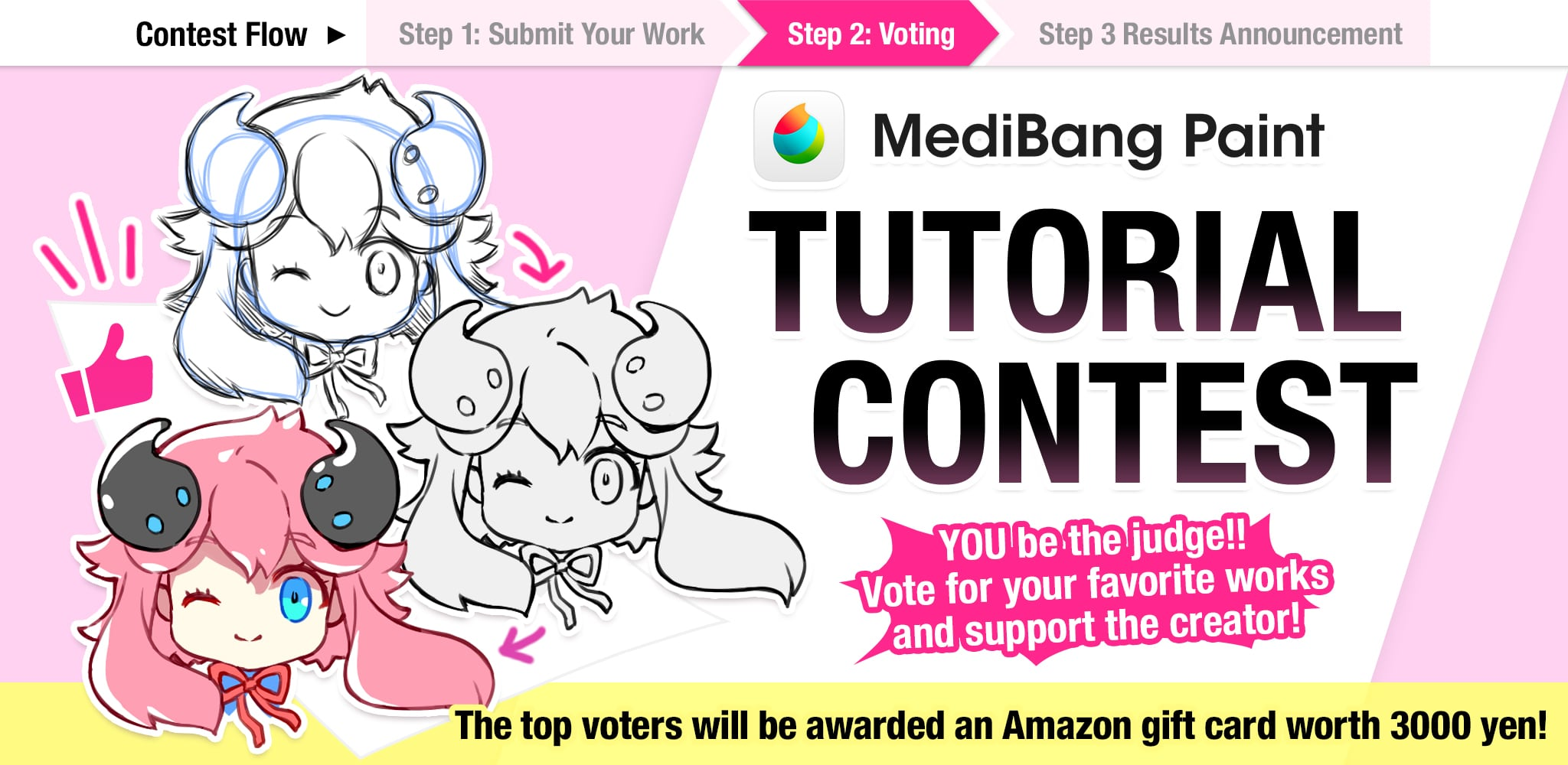 MediBang Paint Tutorial Contest Nomination Announcement   Contest - ART street by MediBang