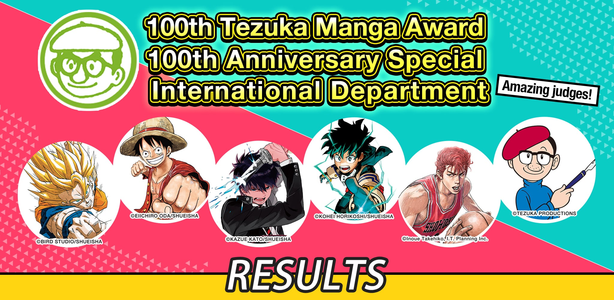 JUMP TEZUKA MANGA CONTEST 100th Anniversary - Oversea Department Special Award   Results | Contest - ART street by MediBang