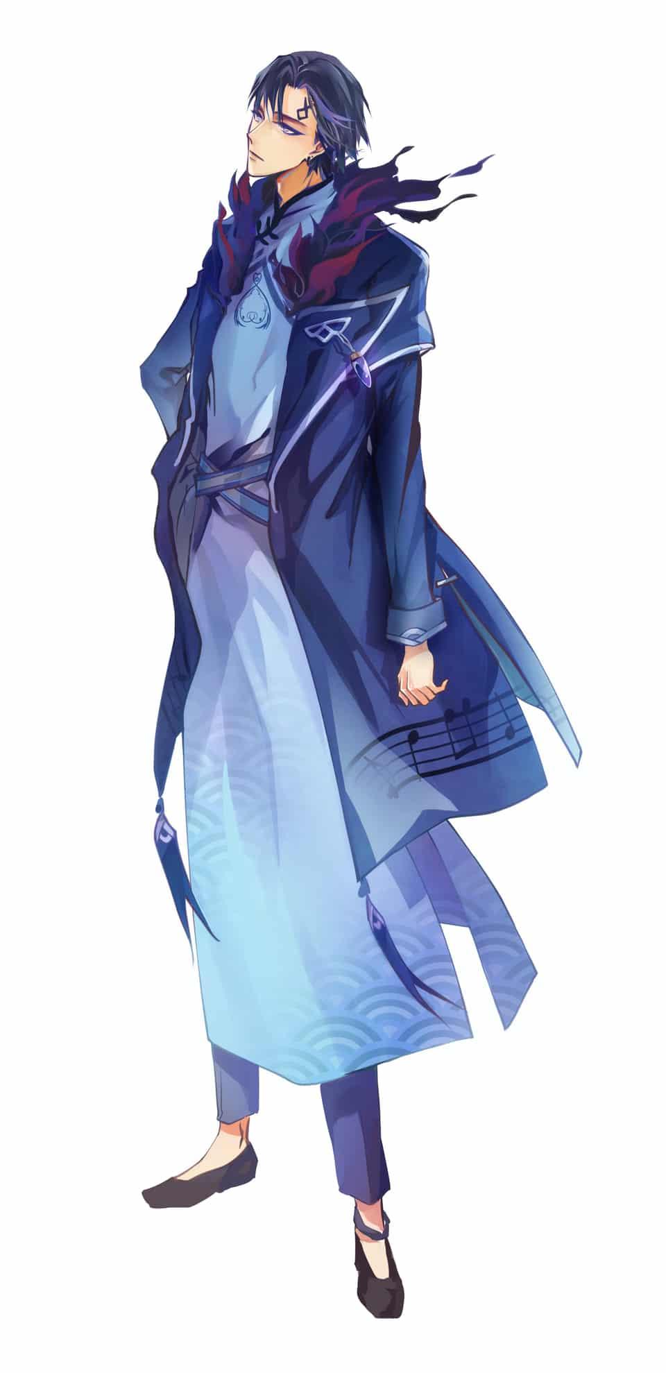 異世界の悪党 Illust of 小杜 MyIdealHusbando MyIdealWaifu_MyIdealHusbandoContest handsome