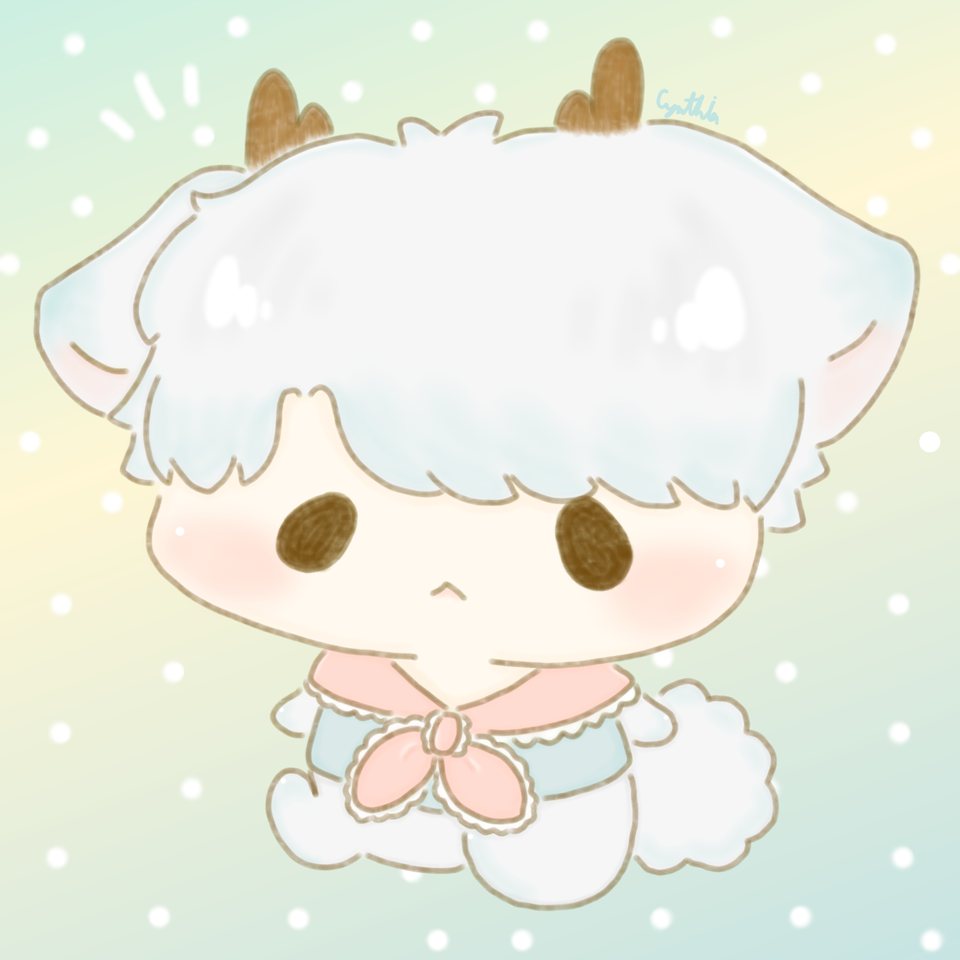 萌萌生物32 Illust of 亞 medibangpaint art illustration oc cute anime doodle kawaii chibi