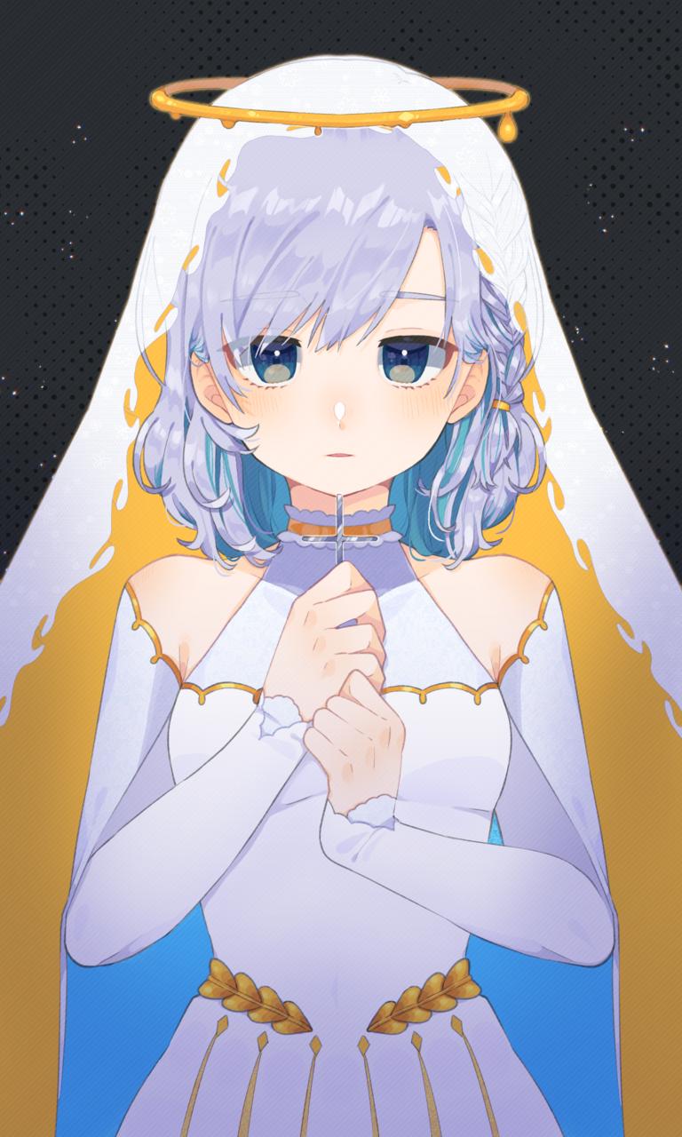 Melt Illust of 87*saku oc girl characterdesign portrait original 創作少女