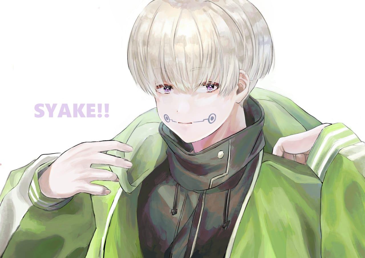 狗巻 棘 Illust of まおじ JujutsuKaisenFanartContest JujutsuKaisen 呪術廻戦ファンアート 狗巻棘