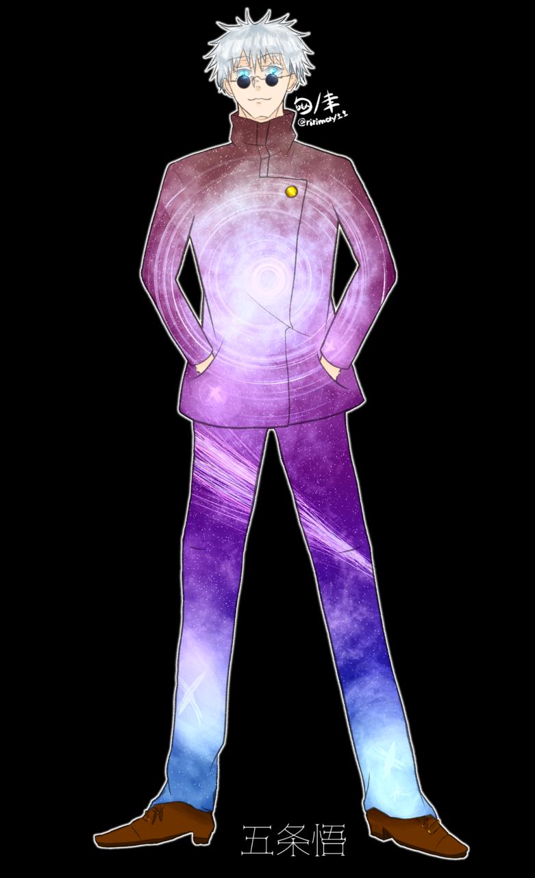 無限 Illust of 🏍卍りりもん卍🐉 JujutsuKaisenFanartContest SatoruGojō space JujutsuKaisen