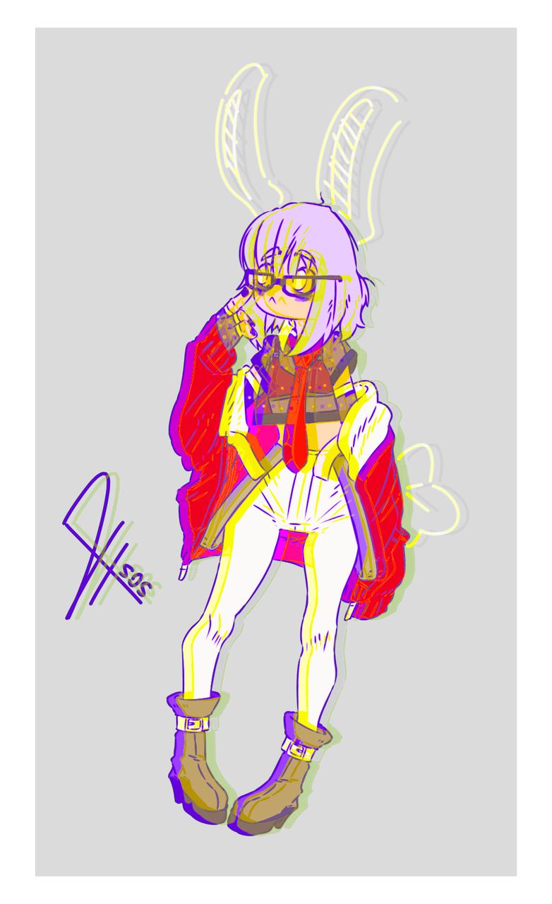 Kaori. (Oc)