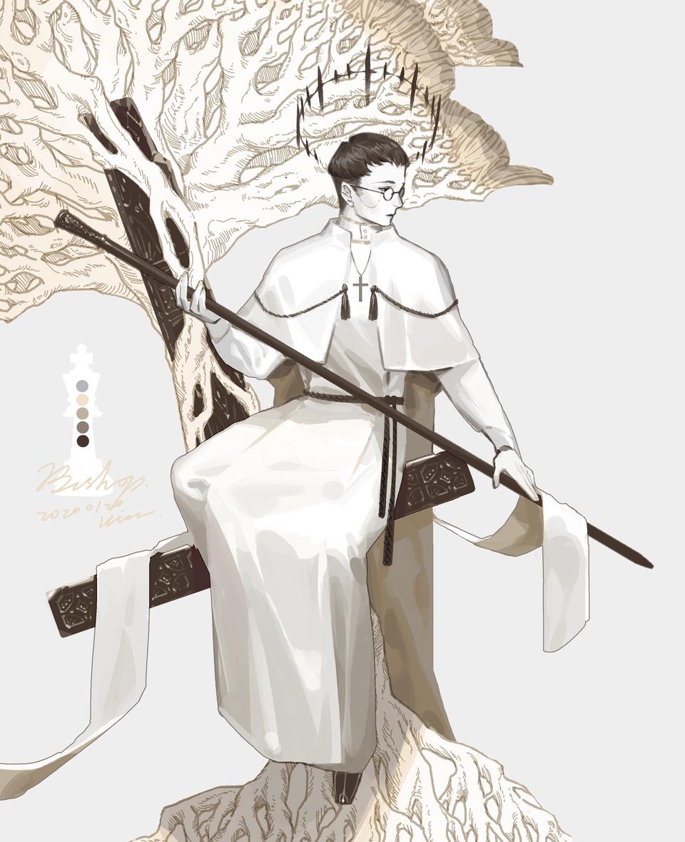 - Illust of ilion original 神父