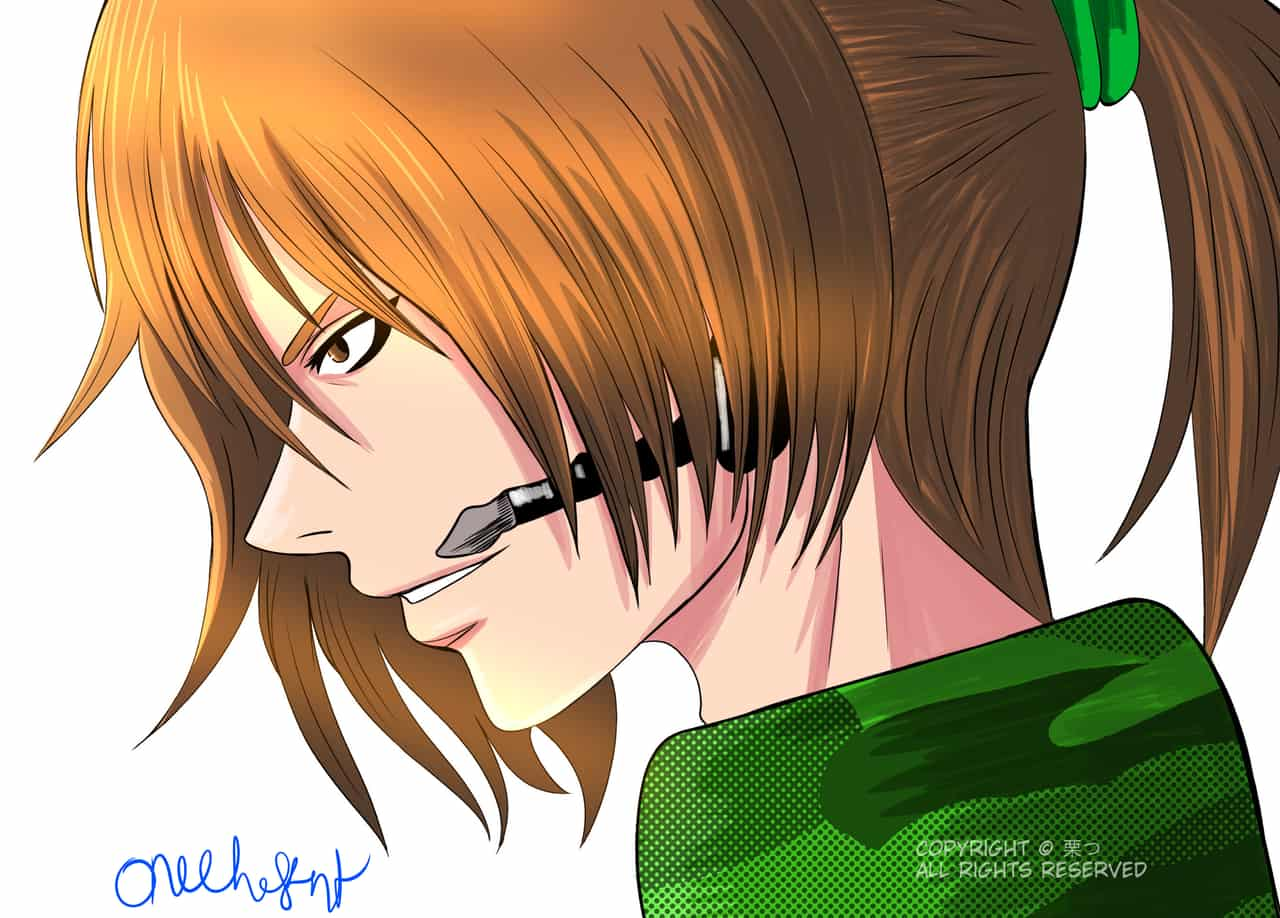 Profile Illust of 栗つ🌰 art Comics medibang digital original drawing jumppaint male manga