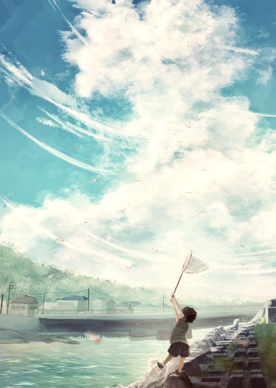 夏の記憶 Illust of 熊谷のの background summer scenery ノスタルジー