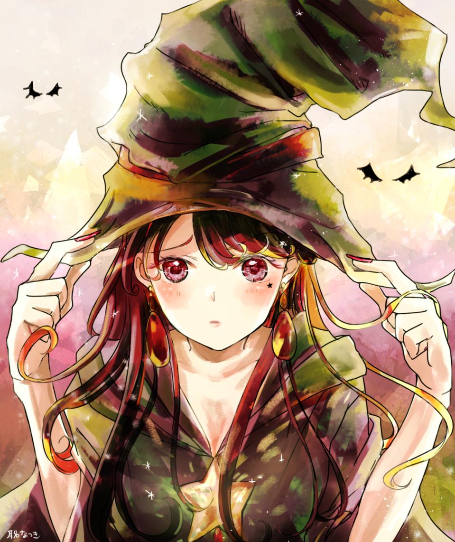 魔女さん Illust of 月名なつき original witch girl