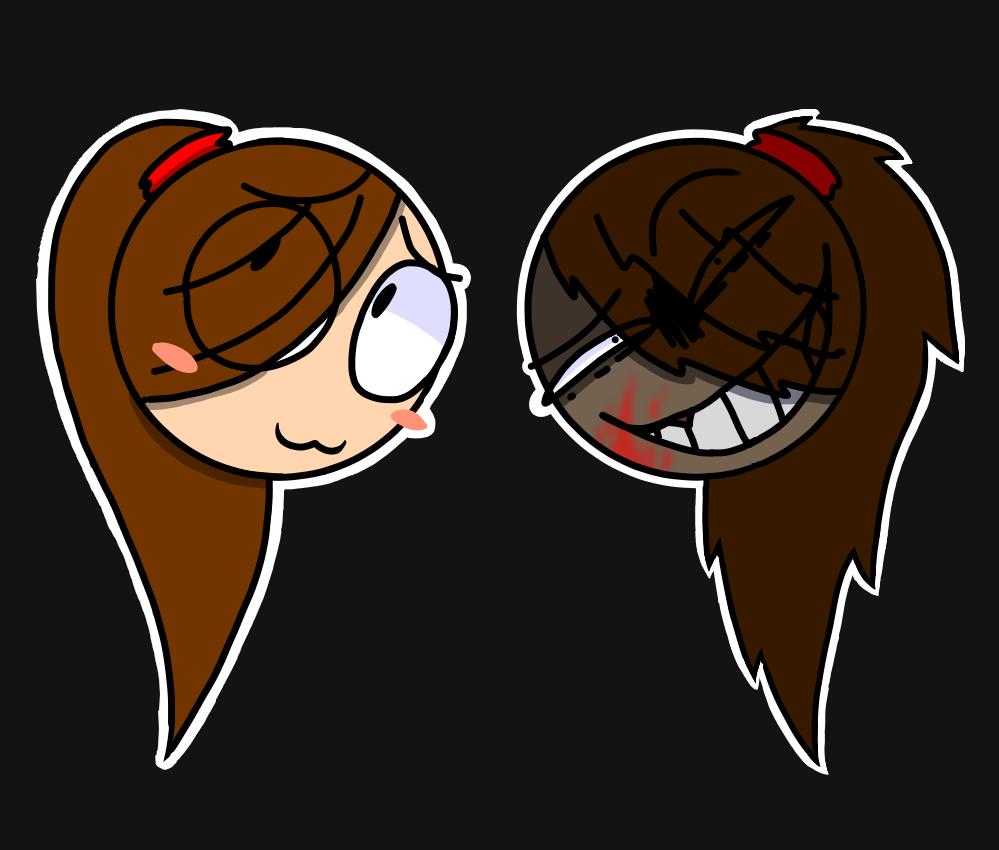 stickers cabezas de Marti