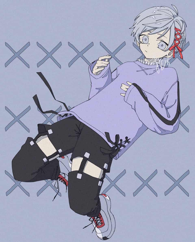 ✖️✖️✖️ Illust of まにとむ boy illustration original