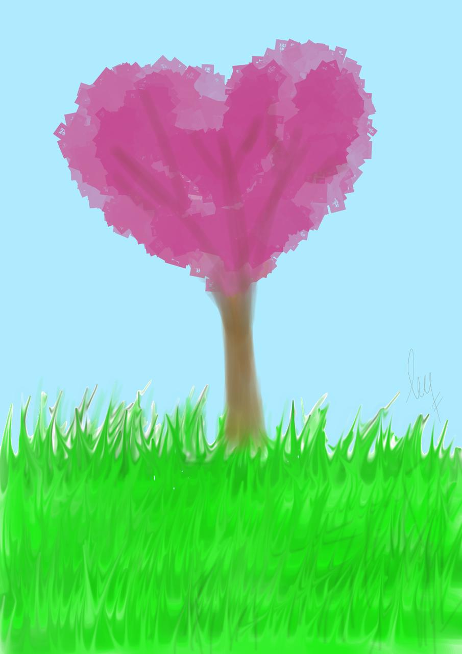 tree Illust of 🌠$TAR LIGHT 🌠 medibangpaint