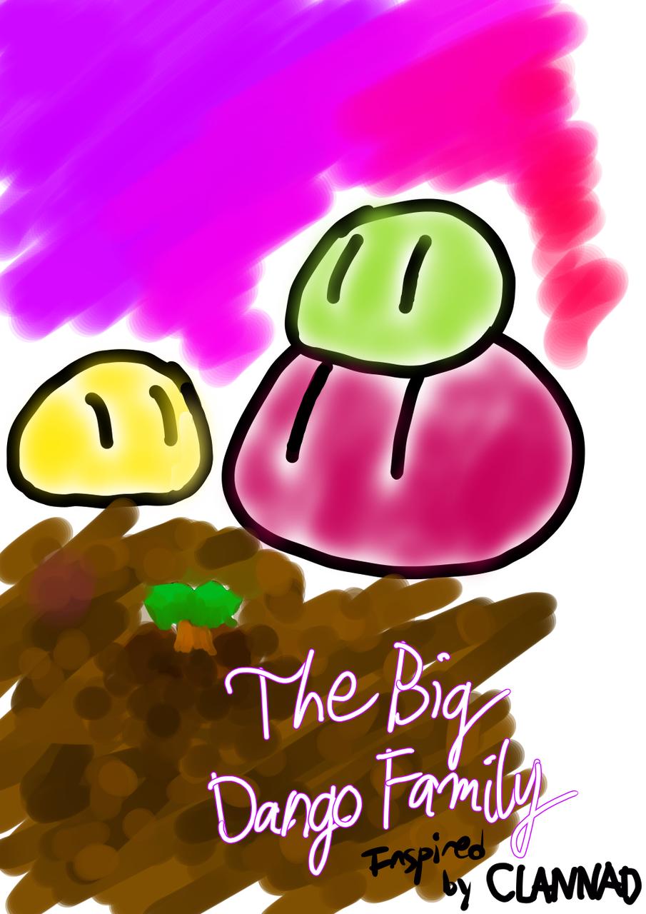The Big Dango Family Js Ds Illustrations Art Street