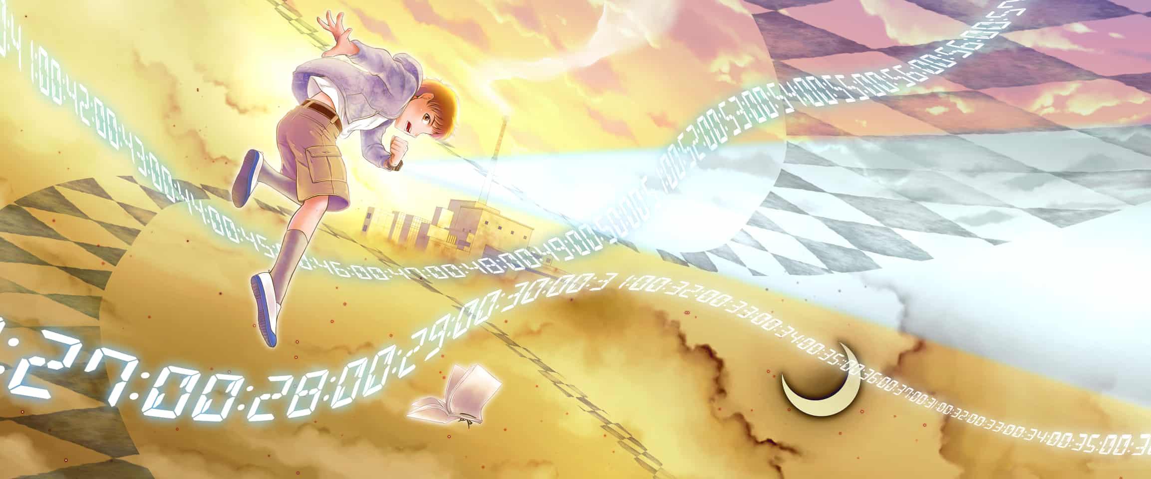 Gururito Illust of Shina Spinning_contest boy
