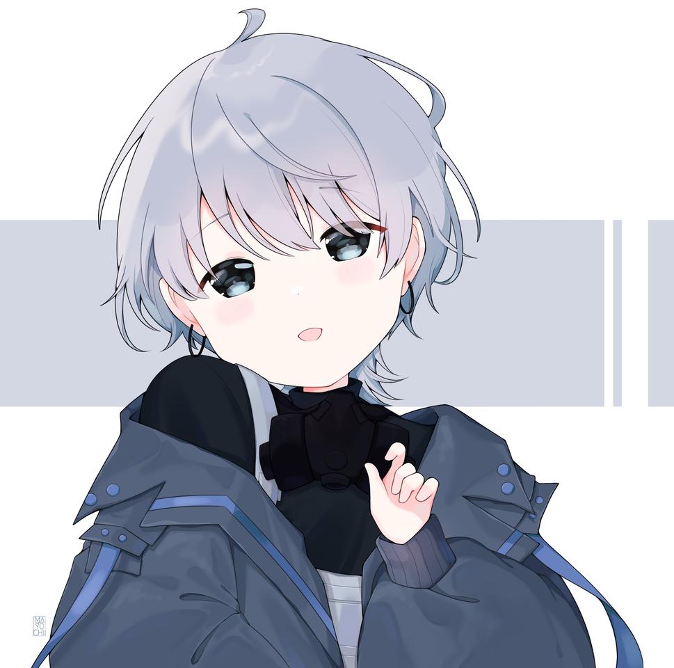 Sou Illust of Chi medibangpaint anime fanart boy cute sou utaite