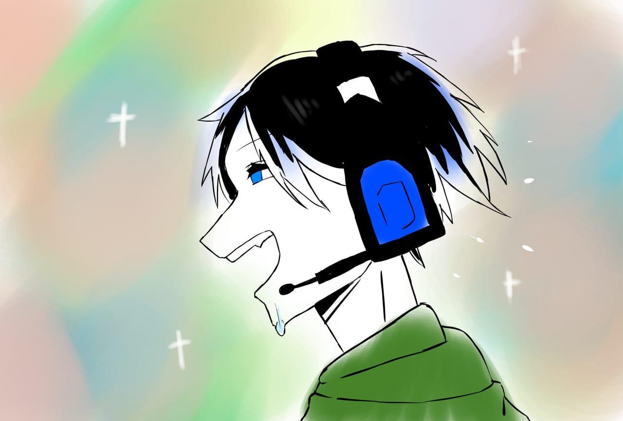 さんたさんへ Illust of おみそ#田舎同盟 giftyouwant2020:10000YenGift giftyouwant2020 boy カラフル headphones medibangpaint