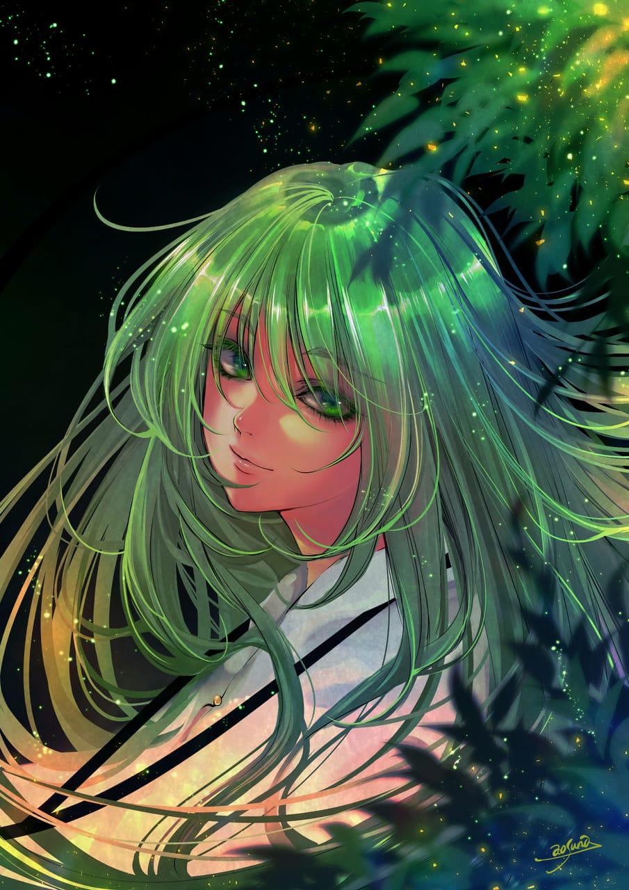 エルキドゥ Illust of 青砂時計 エルキドゥ(Fate) Fate/GrandOrder エルキドゥ