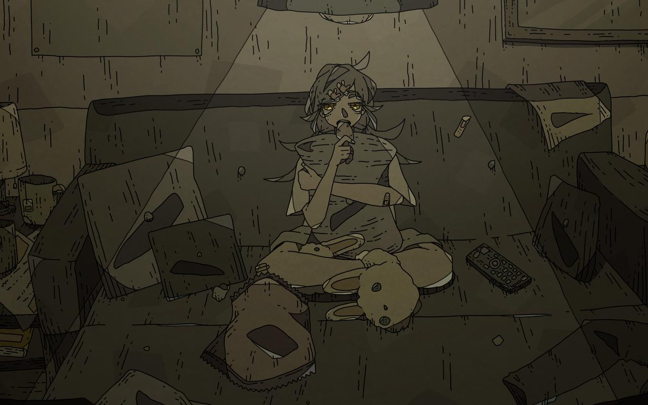 🐇 Illust of 秋太 original