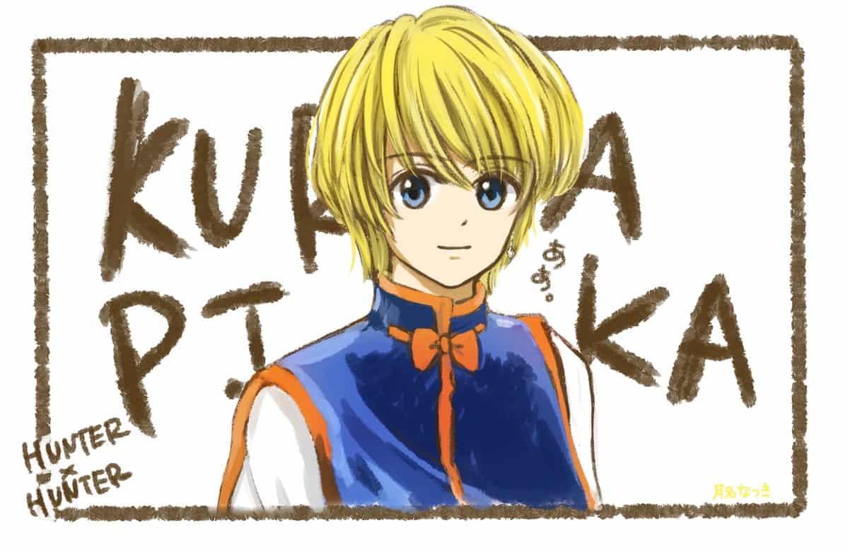 クラピカ Illust of 月名なつき HUNTER×HUNTER fanart Kurapika