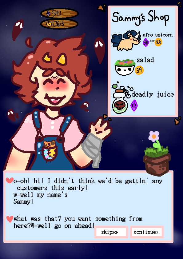 ◇Welcome To Sammy's Shop!◇