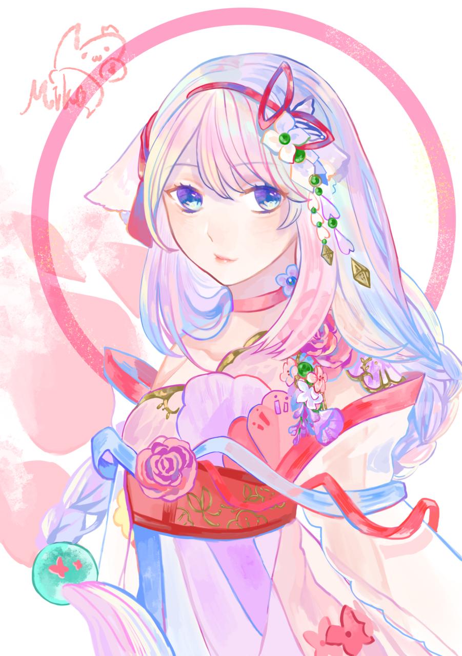 單璃 Illust of Mikokokomo