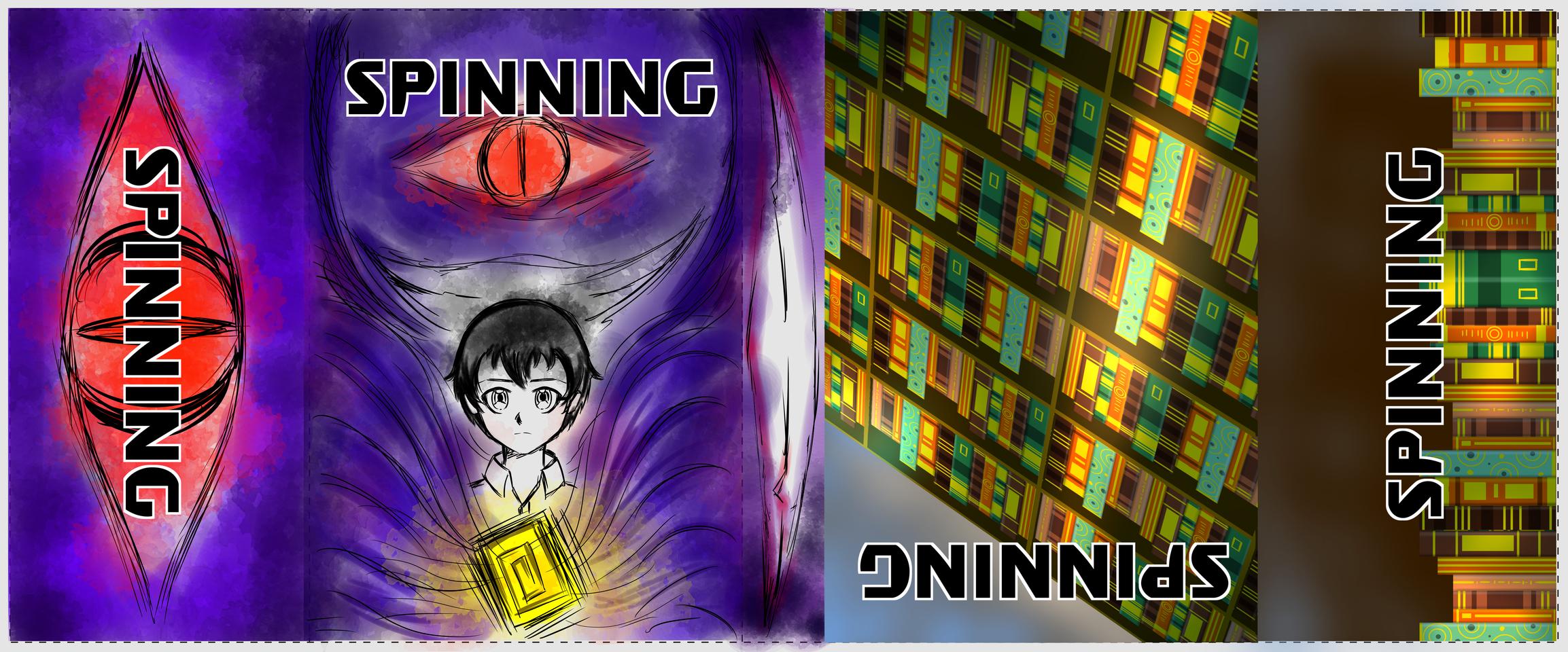 spinninggggg Illust of MARUAY Spinning_contest