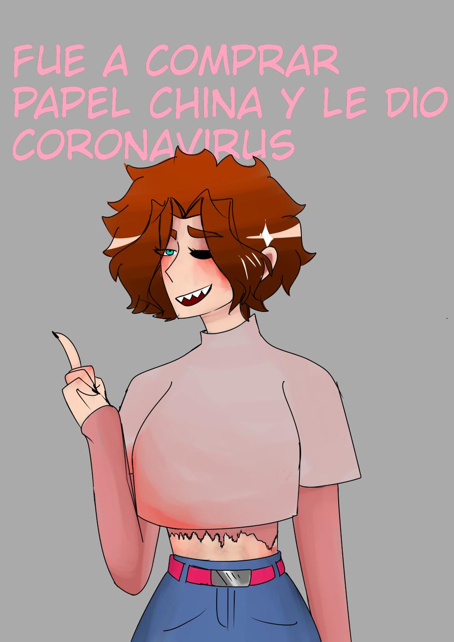 xde Illust of La papa viciosa. medibangpaint