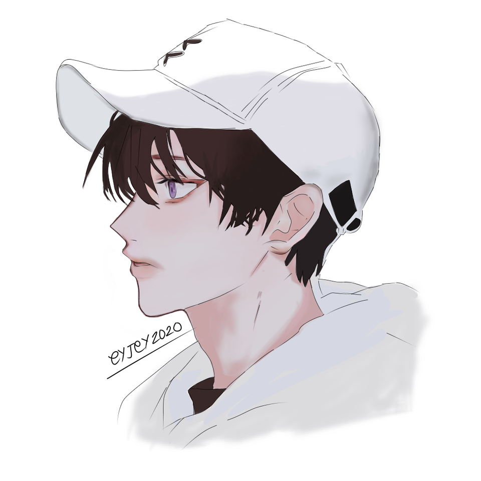 Anime Illust of eyjey 2020 medibangpaint boy