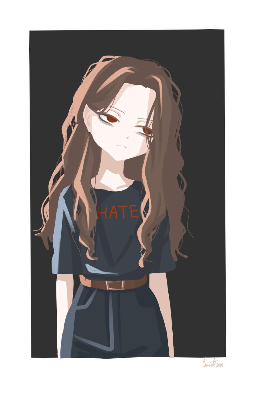 redraw :T Illust of cute medibangpaint