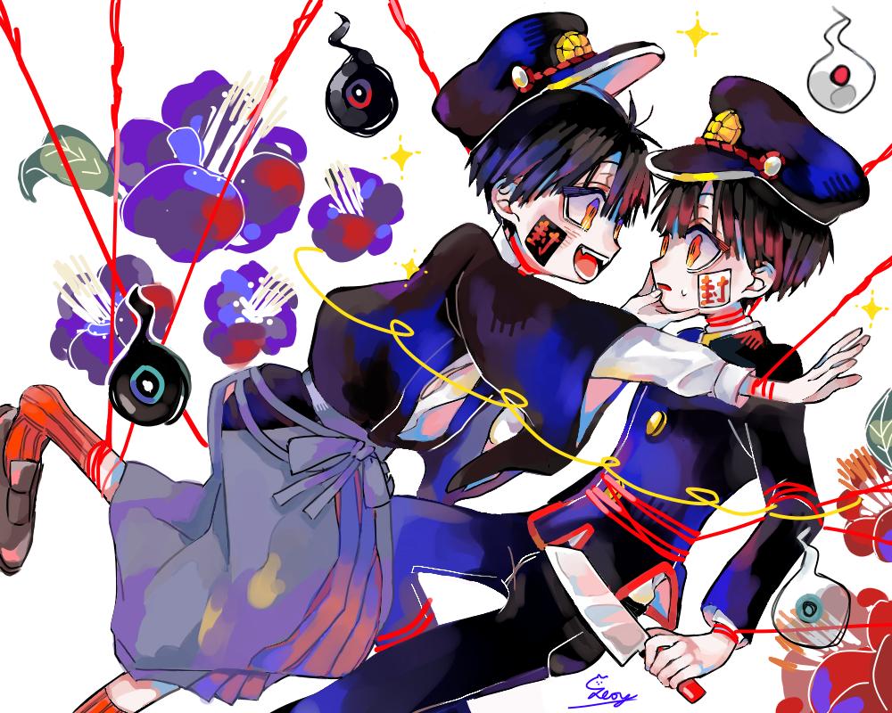 Yugi Twins 👻 Illust of °Seoy° ARTstreet_Ranking medibangpaint rkgk illustration Toilet-boundHanako-kun 花子くん つかさ twins