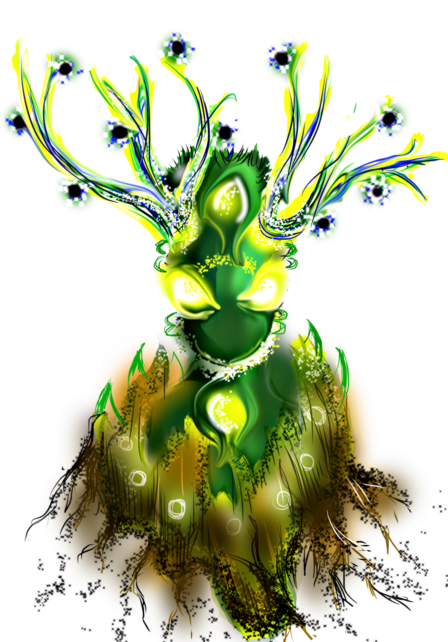 root Illust of AcP March2021_Creature