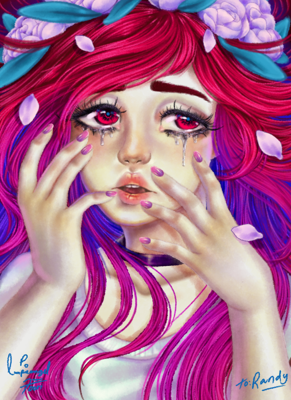Fleeting tears