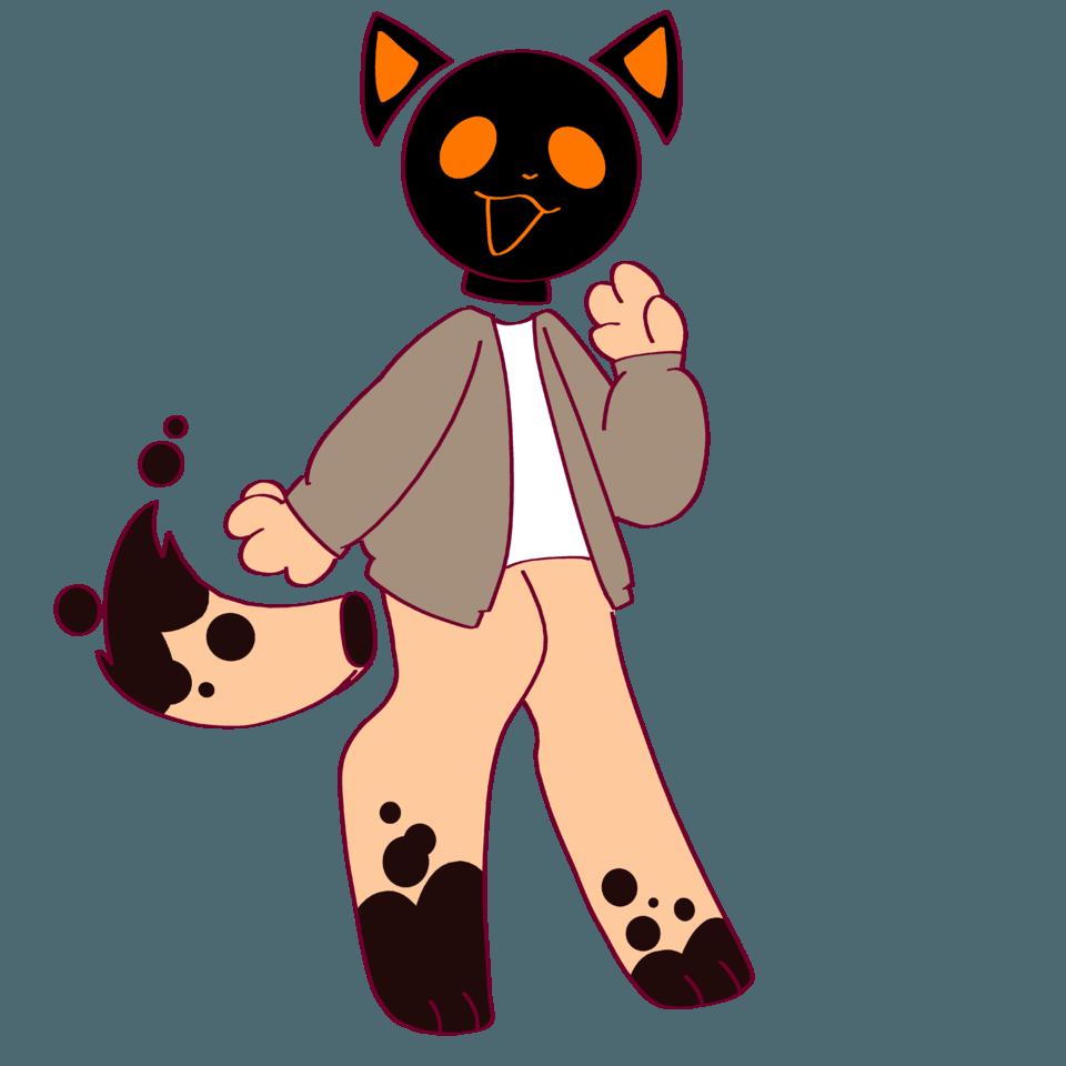 Customs (reupload lol) Illust of {Llyr/Wibur} Bee•cat custom cute adopts furry Bee•cat