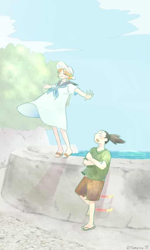 Refreshing wind Illust of ニイコ・Niiko 1stjumpillust NARUTO