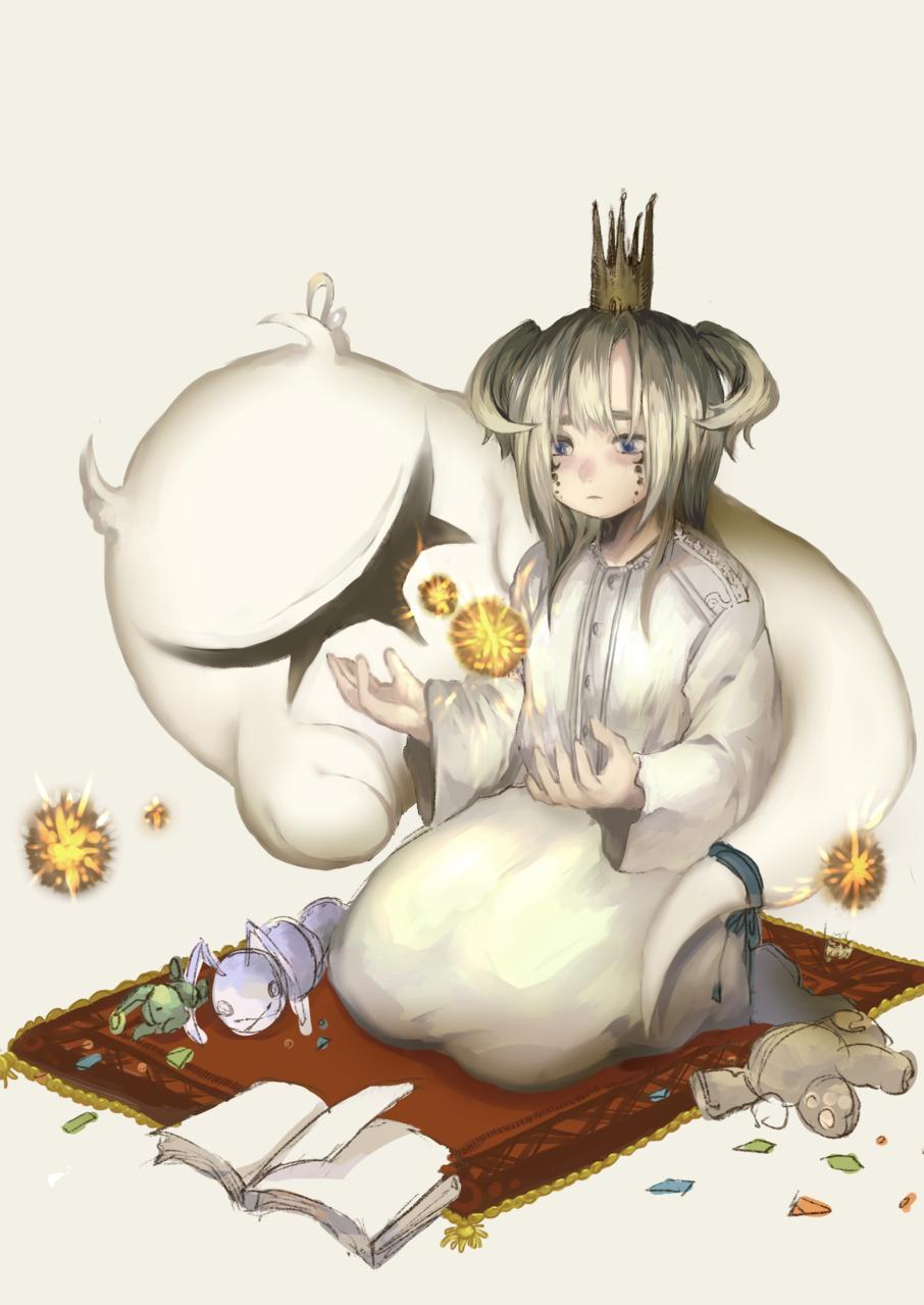 やさしい死神 Illust of 哀しみのCraft oc girl original