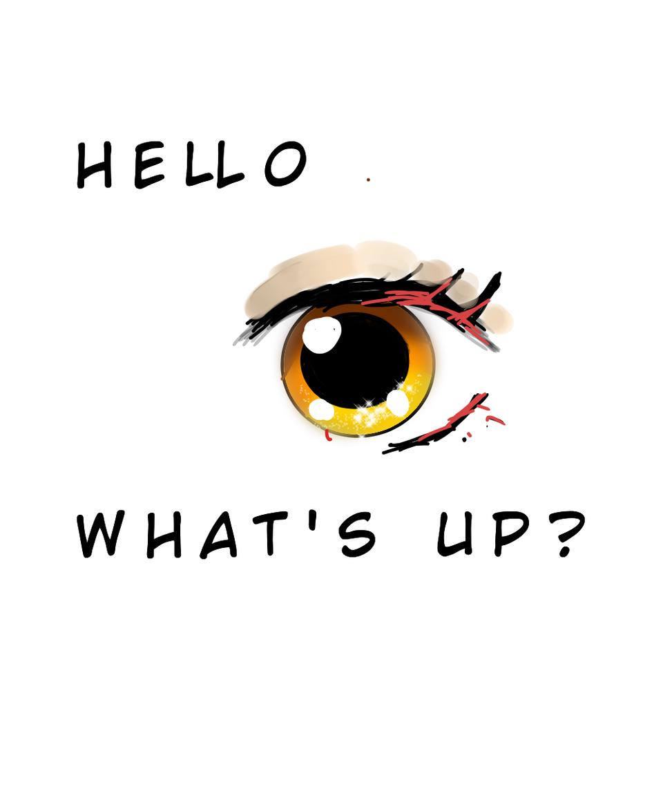 I'm trying to improve my eyes Illust of Pigeon Rose medibangpaint