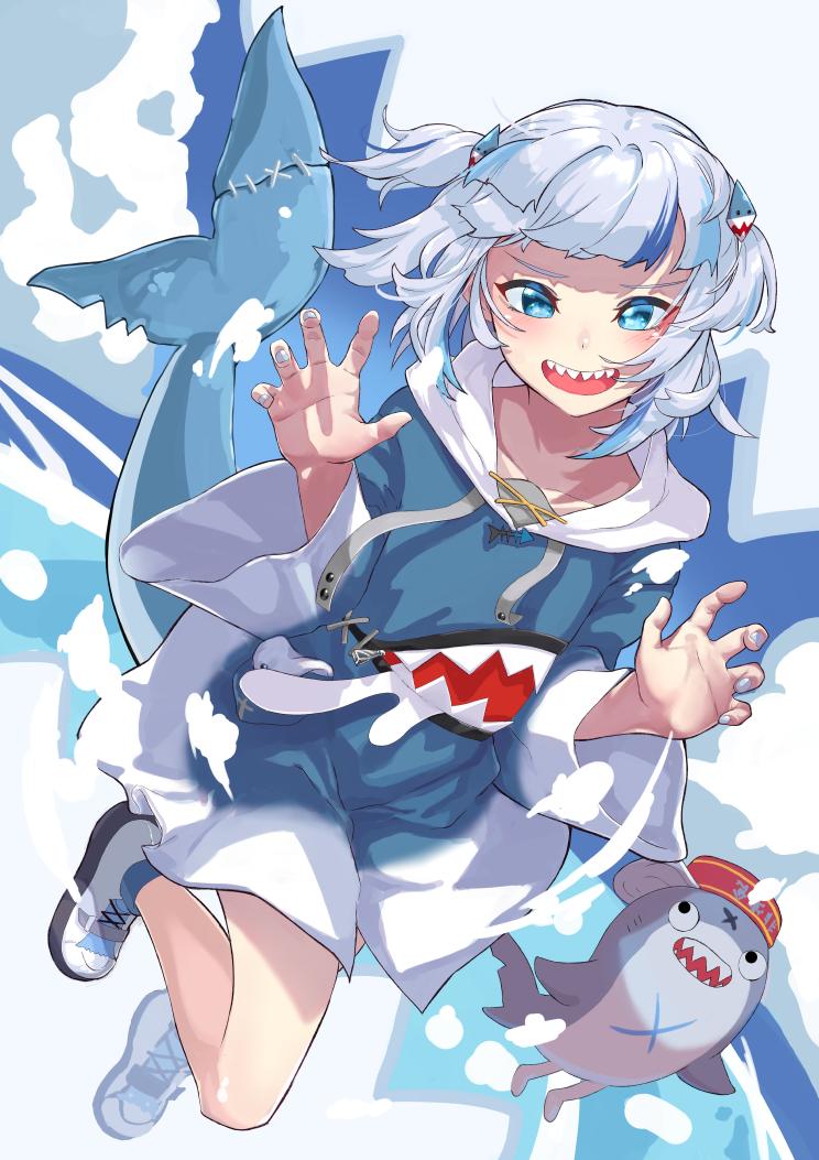 サメちゃん Illust of ボックス GawrGura