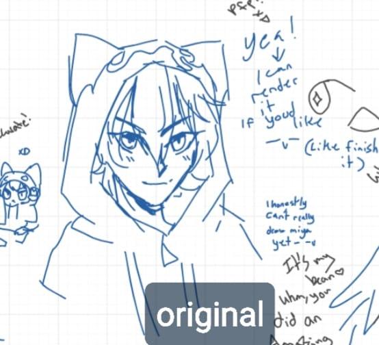 Miya Chinen Illust of ɴᴀʀᴜᴅʏɴᴇ • ᴊɪʀᴏ digital fanart 知念実也 SK8THEINFINITY boy anime thisartshouldlvlup sk8