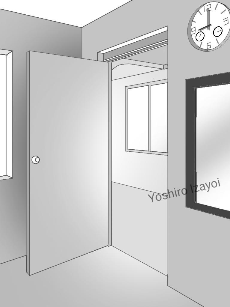 (2)lol Illust of Izayoi Yoshiro