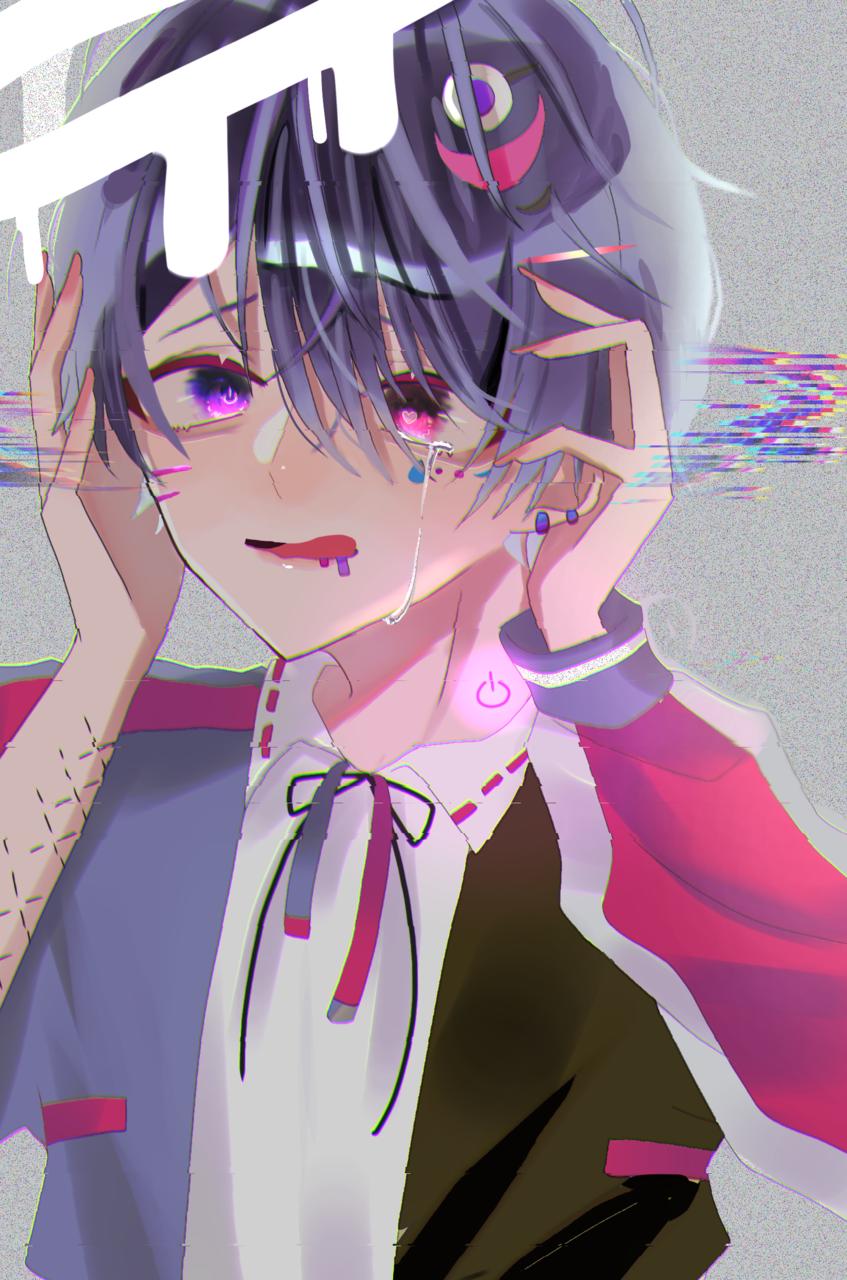 ノ Illust of ゆぎ digital illustration boy original oc