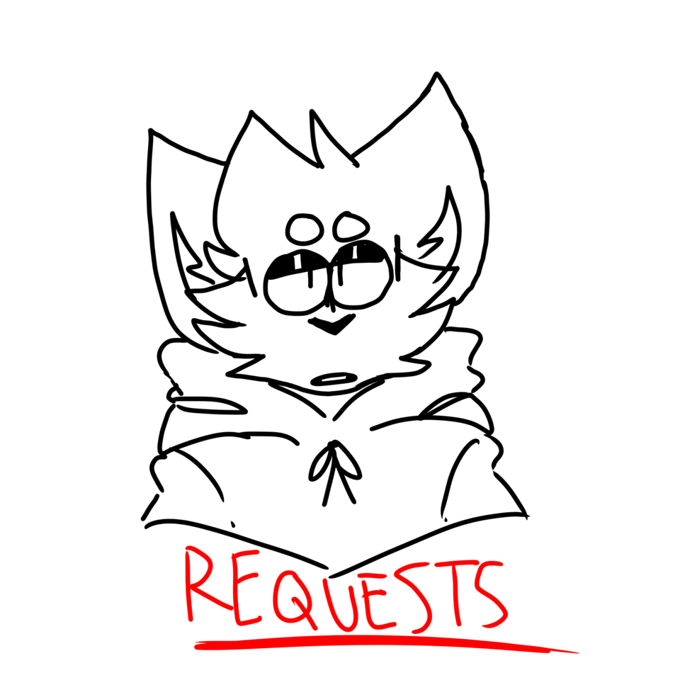 Im taking requests Illust of Night ¯\_(ツ)_/¯ requests