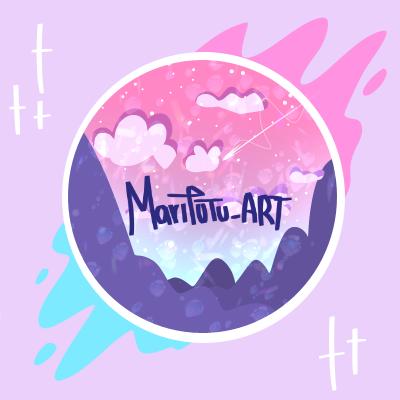logo Illust of Maritutu_Art medibangpaint