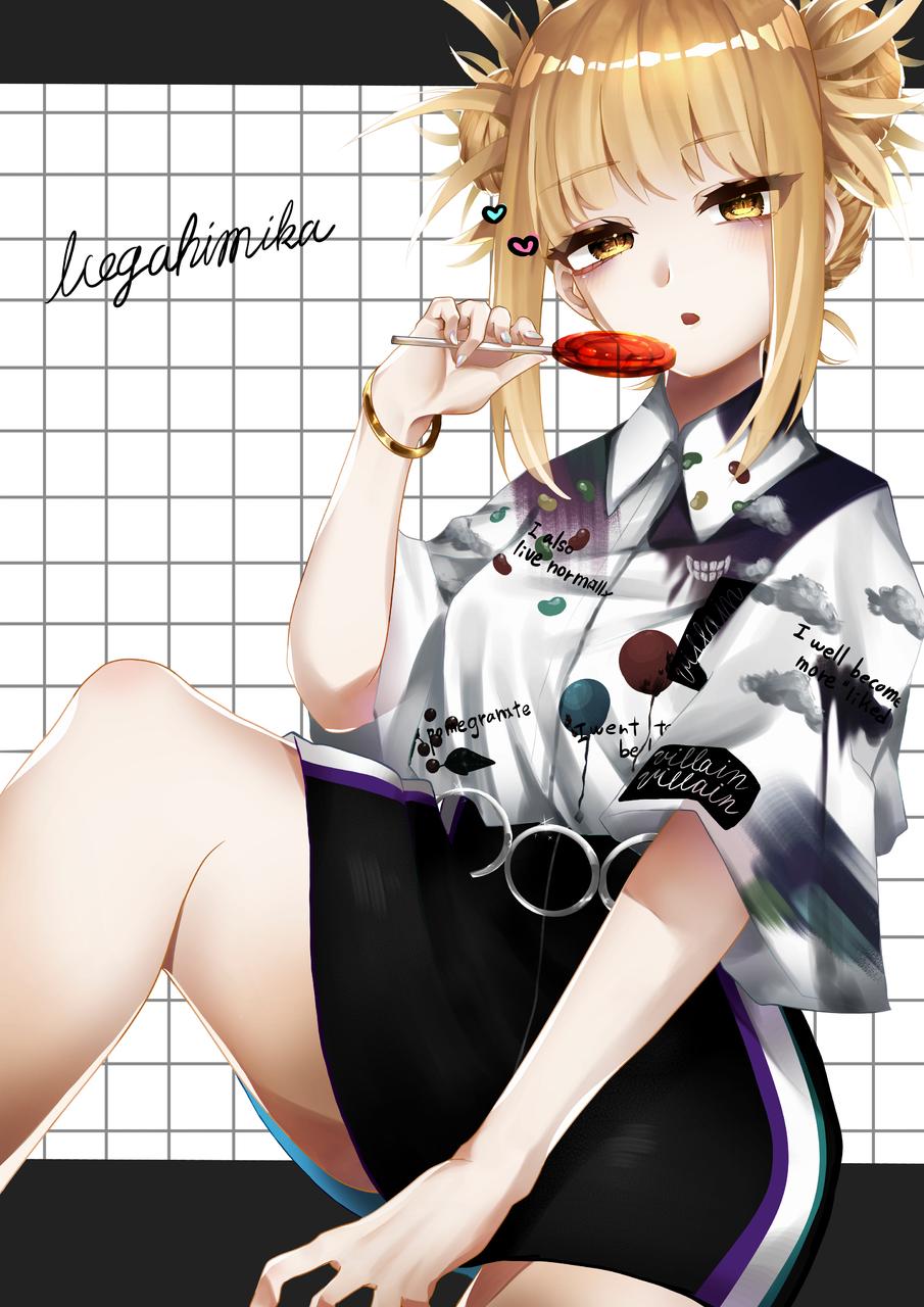 トガヒミコ Illust of Ratte トガちゃん medibangpaint HimikoToga MyHeroAcademia