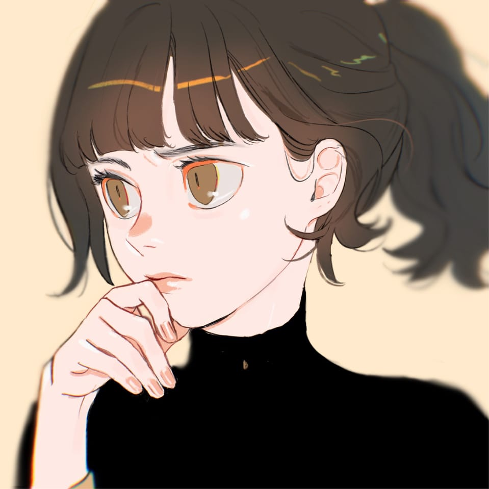 … Illust of あけ January2021_Contest:OC original oc