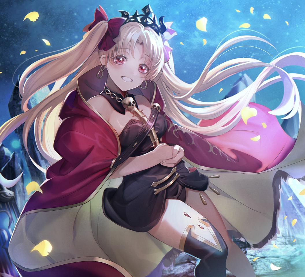 エレシュキガル Illust of onk エレシュキガル medibangpaint Fate/GrandOrder