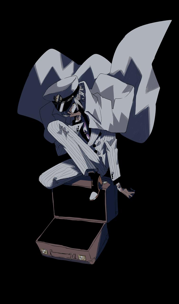 Illust of inue medibangpaint 魔法使いの約束