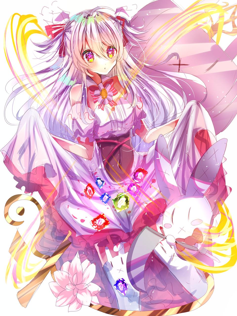 オリジナル Illust of つぶ medibangpaint oc girl